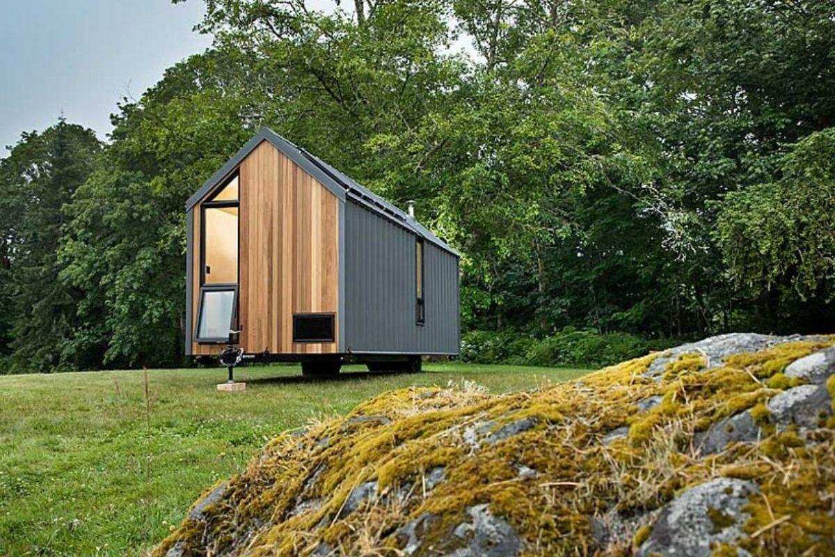 mini-casa moderna foto 2