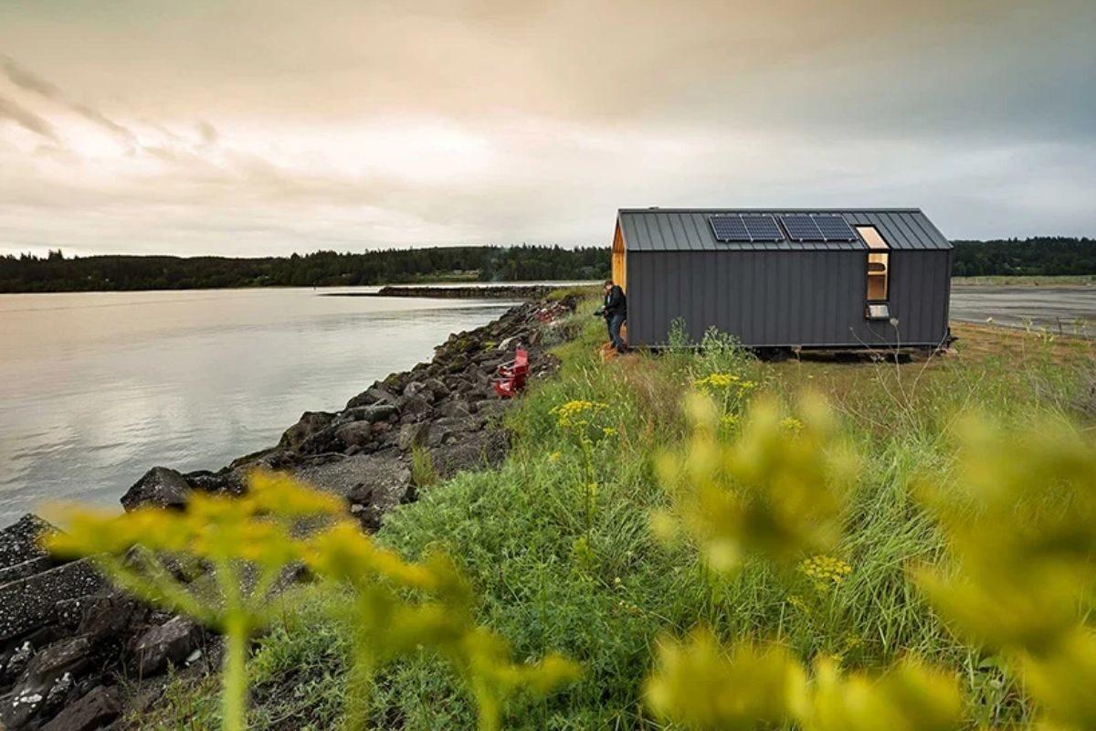 mini-casa moderna foto 4