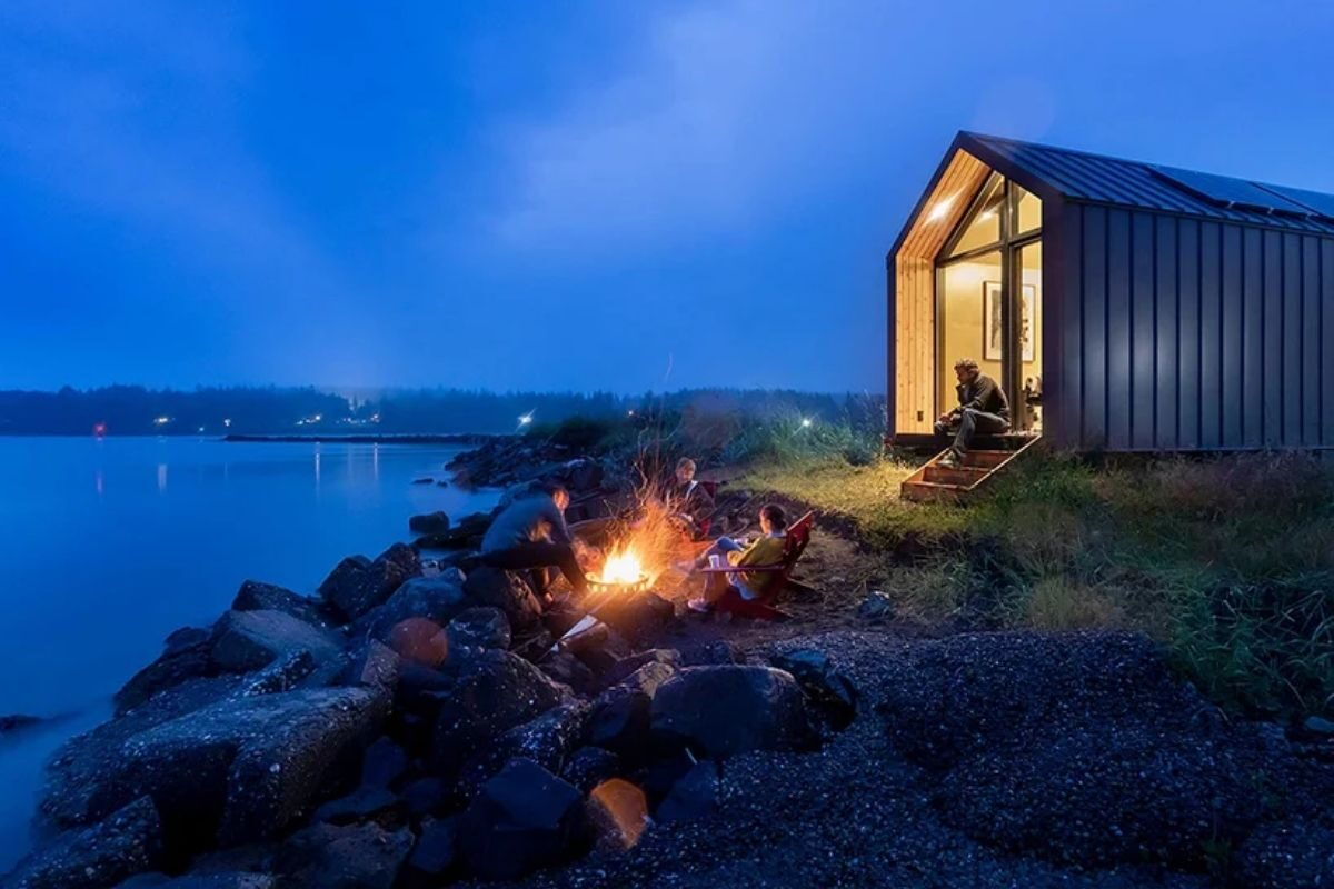 mini-casa moderna foto 9