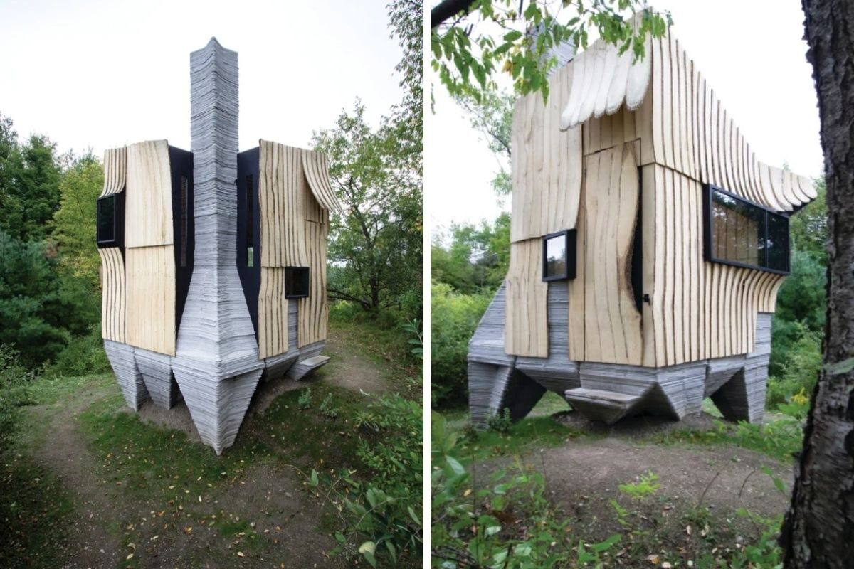 cabana impressa em 3D HANNAH foto 7