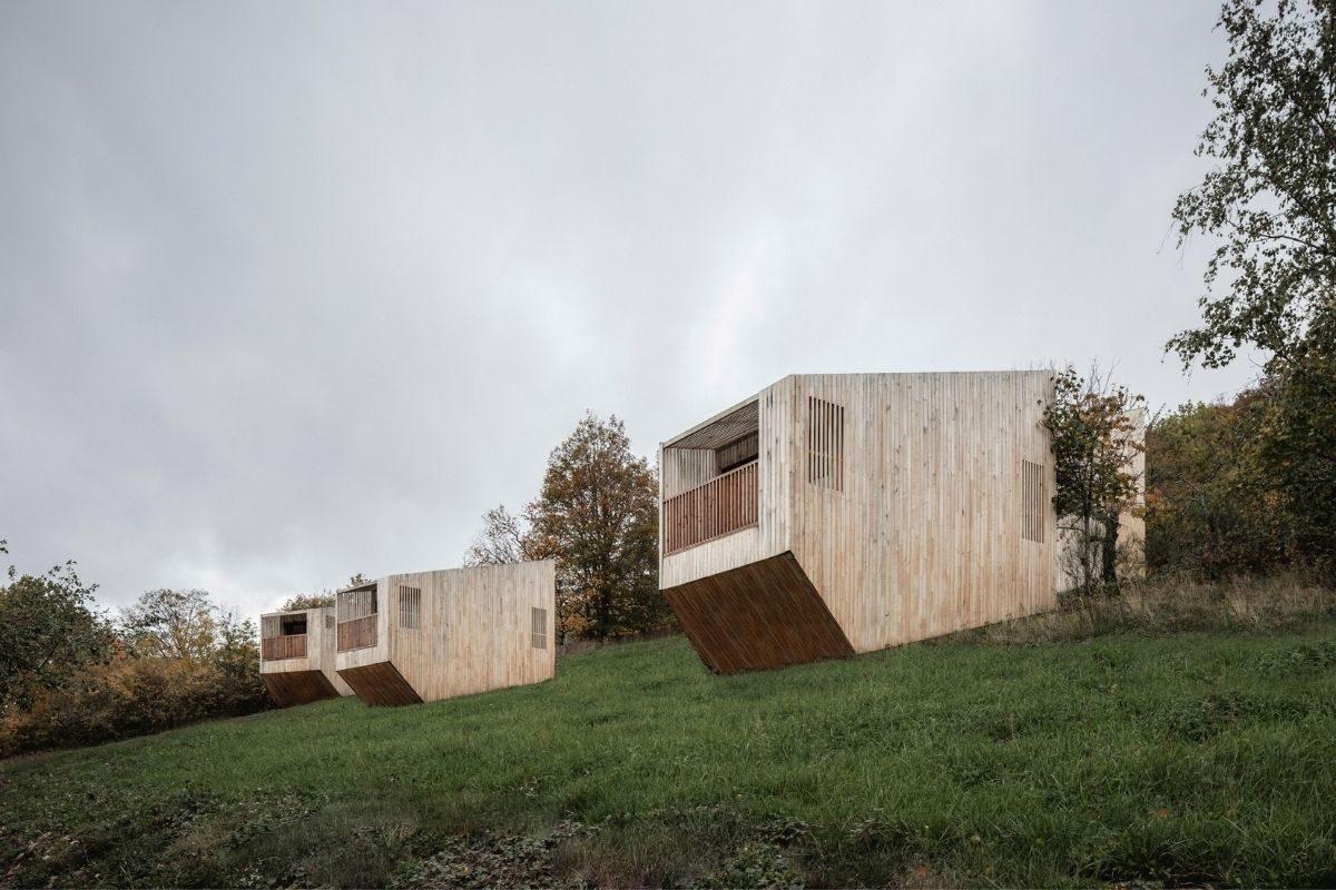 cabanas e chalés incríveis - 48 nord