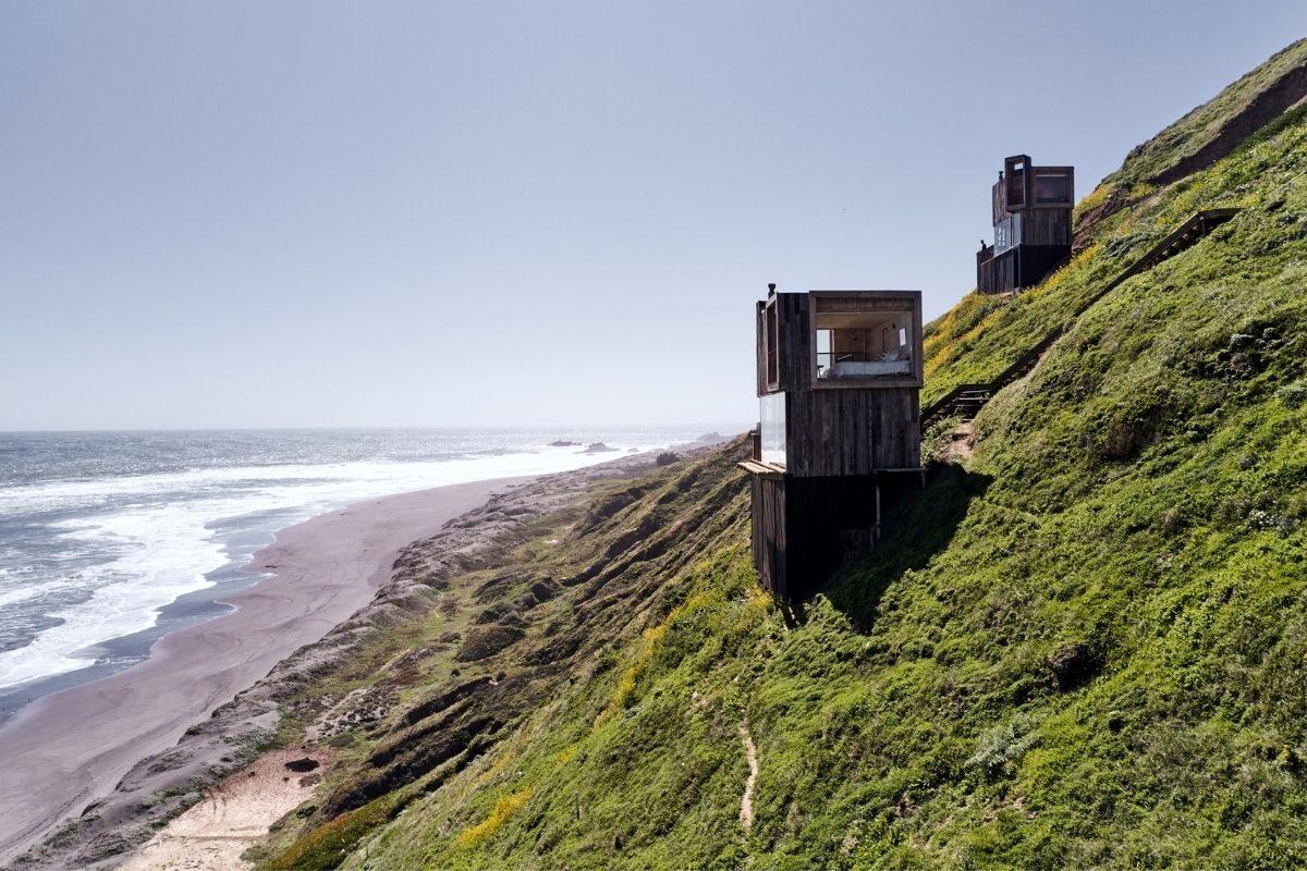 cabanas para apreciar o oceano foto 4