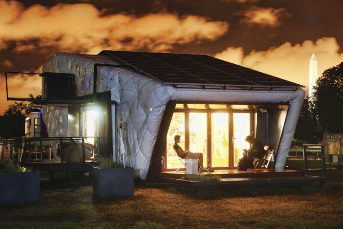 casa isolamento térmico CHIP foto 1