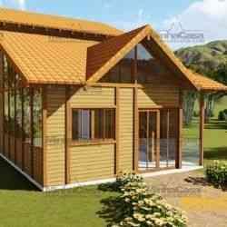 casa mista Modelo Ouro Preto