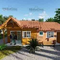 casa mista Modelo Paranaguá