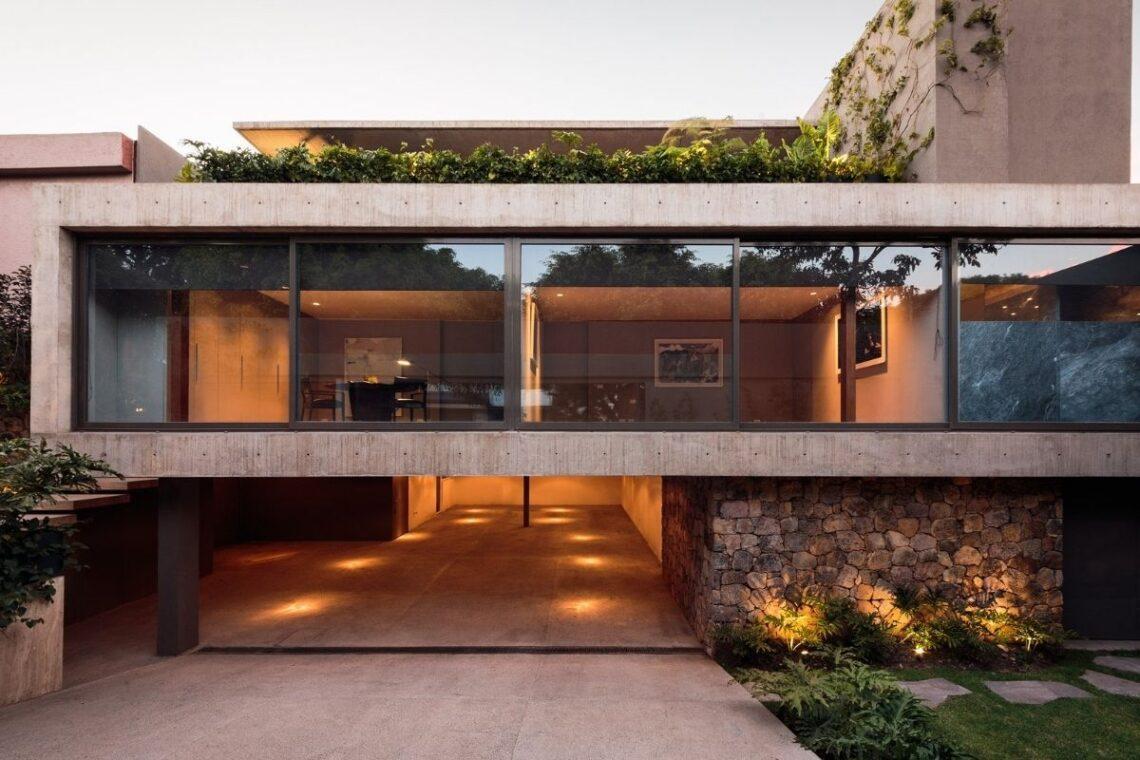 casas de concreto armado