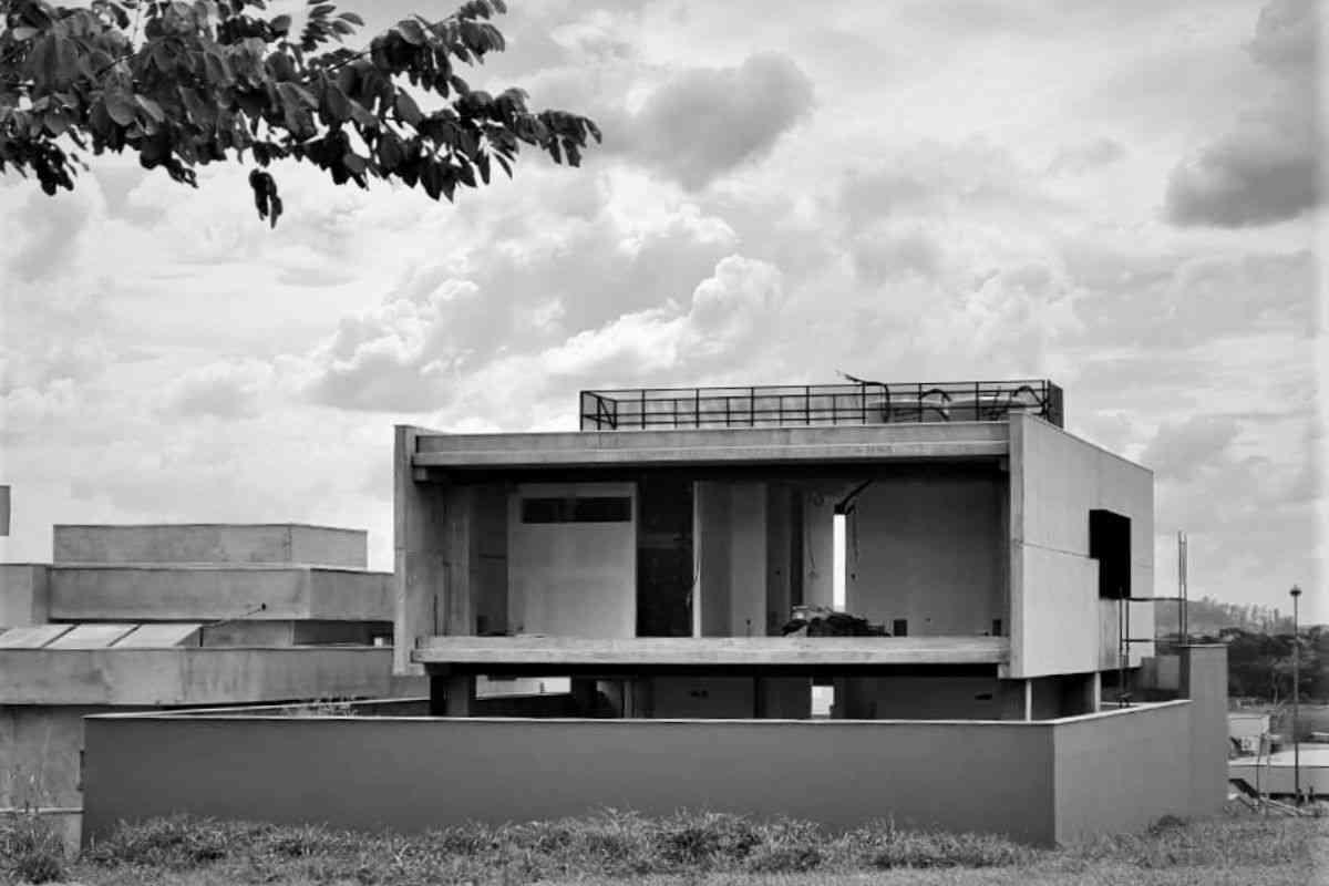 casas de concreto armado Loft K foto 6