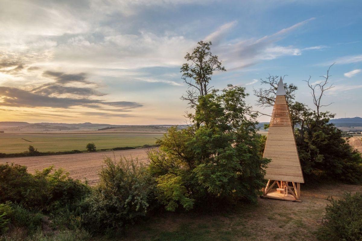 chalés e cabanas de madeira incríveis 10