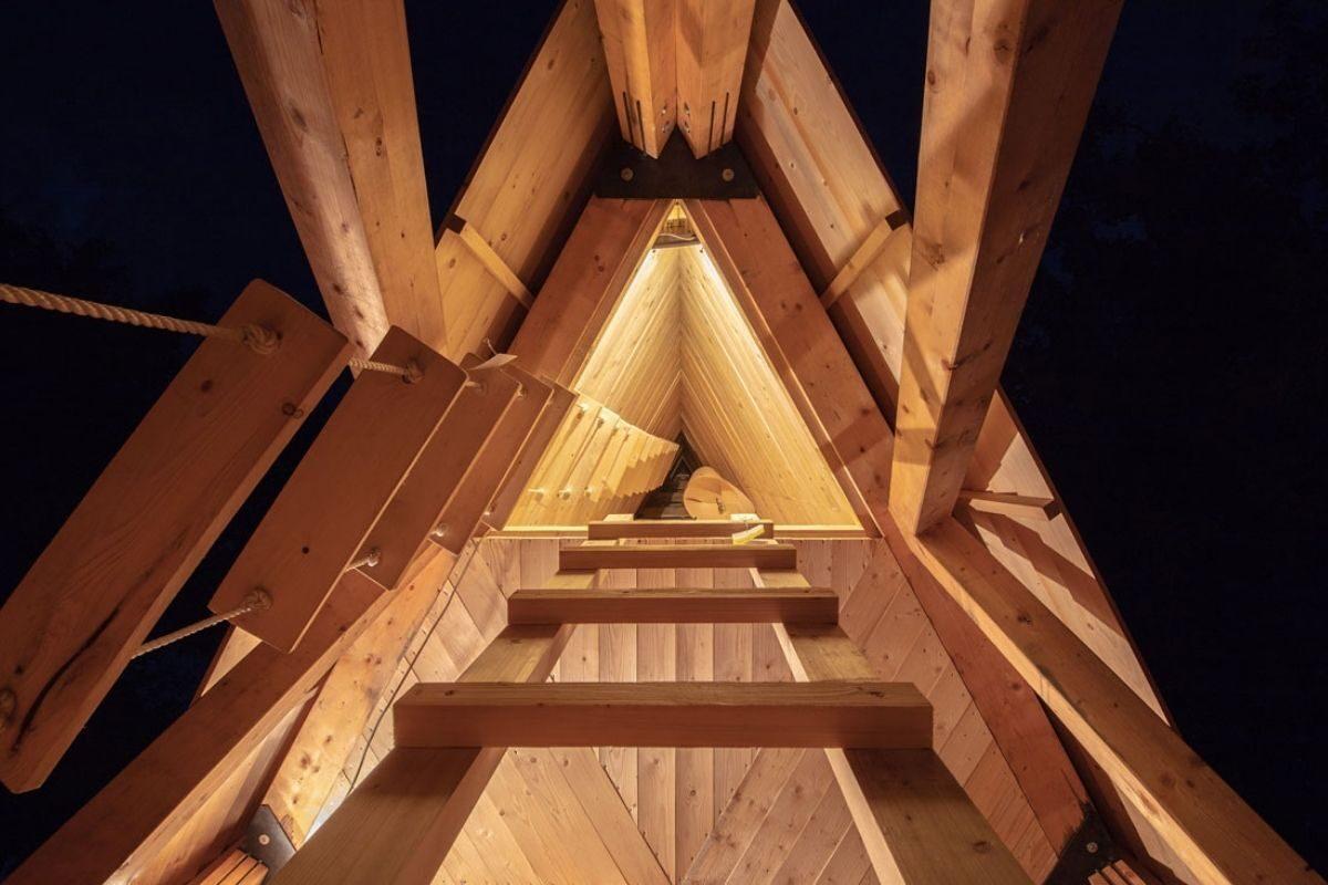 chalés e cabanas de madeira incríveis 11