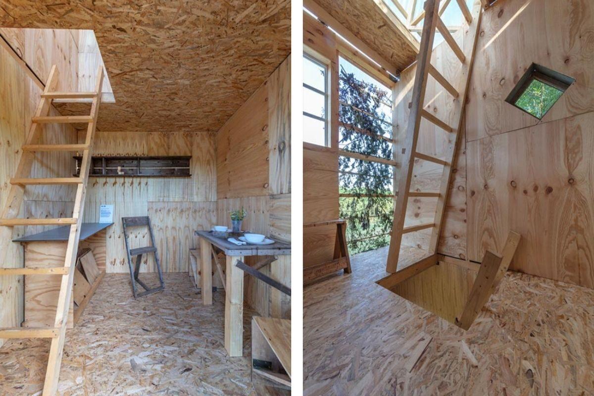 chalés e cabanas de madeira incríveis 13