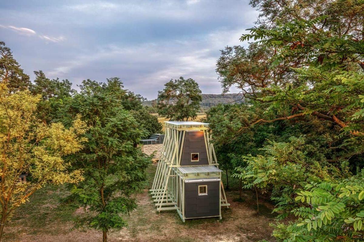 chalés e cabanas de madeira incríveis 14