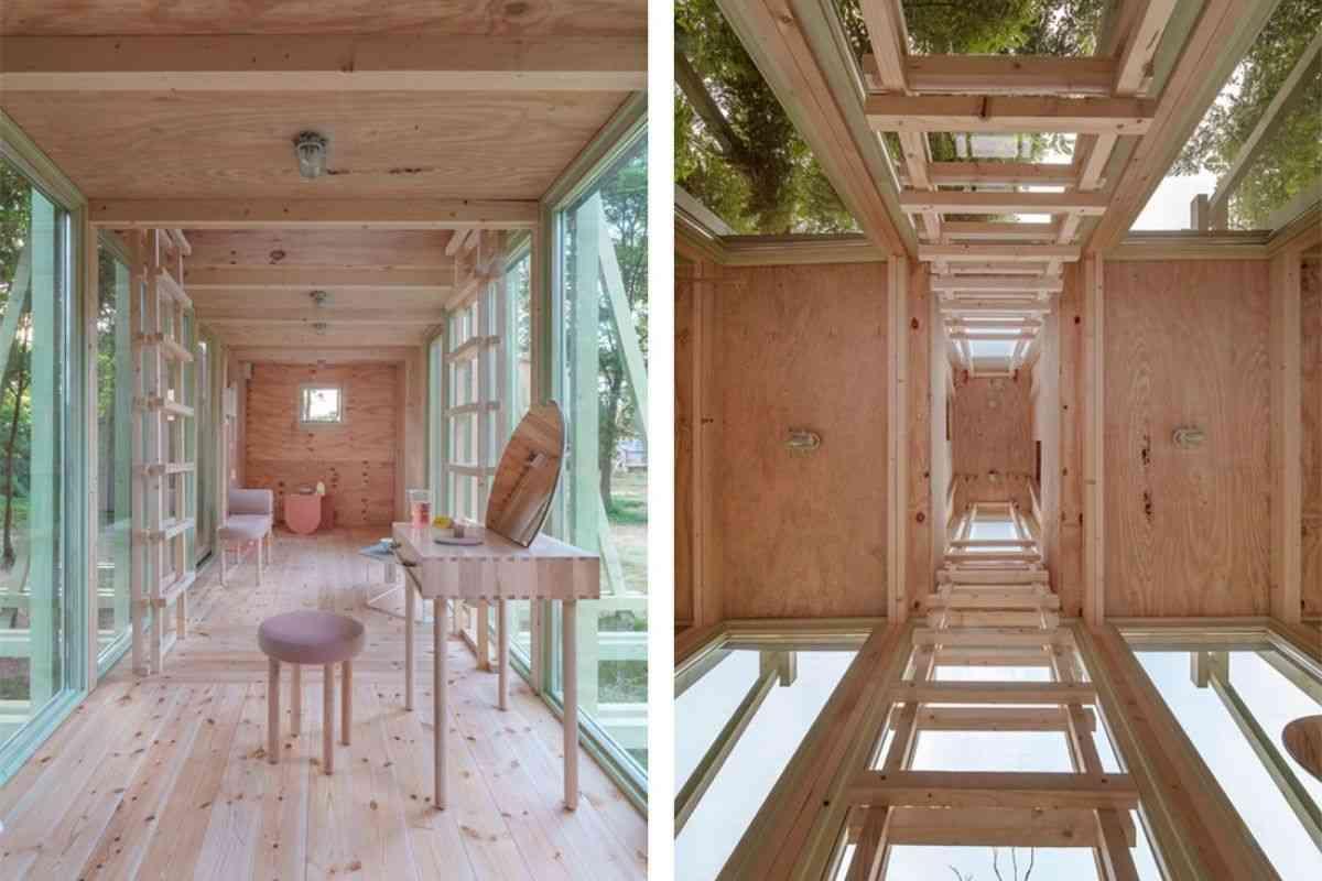 chalés e cabanas de madeira incríveis 16