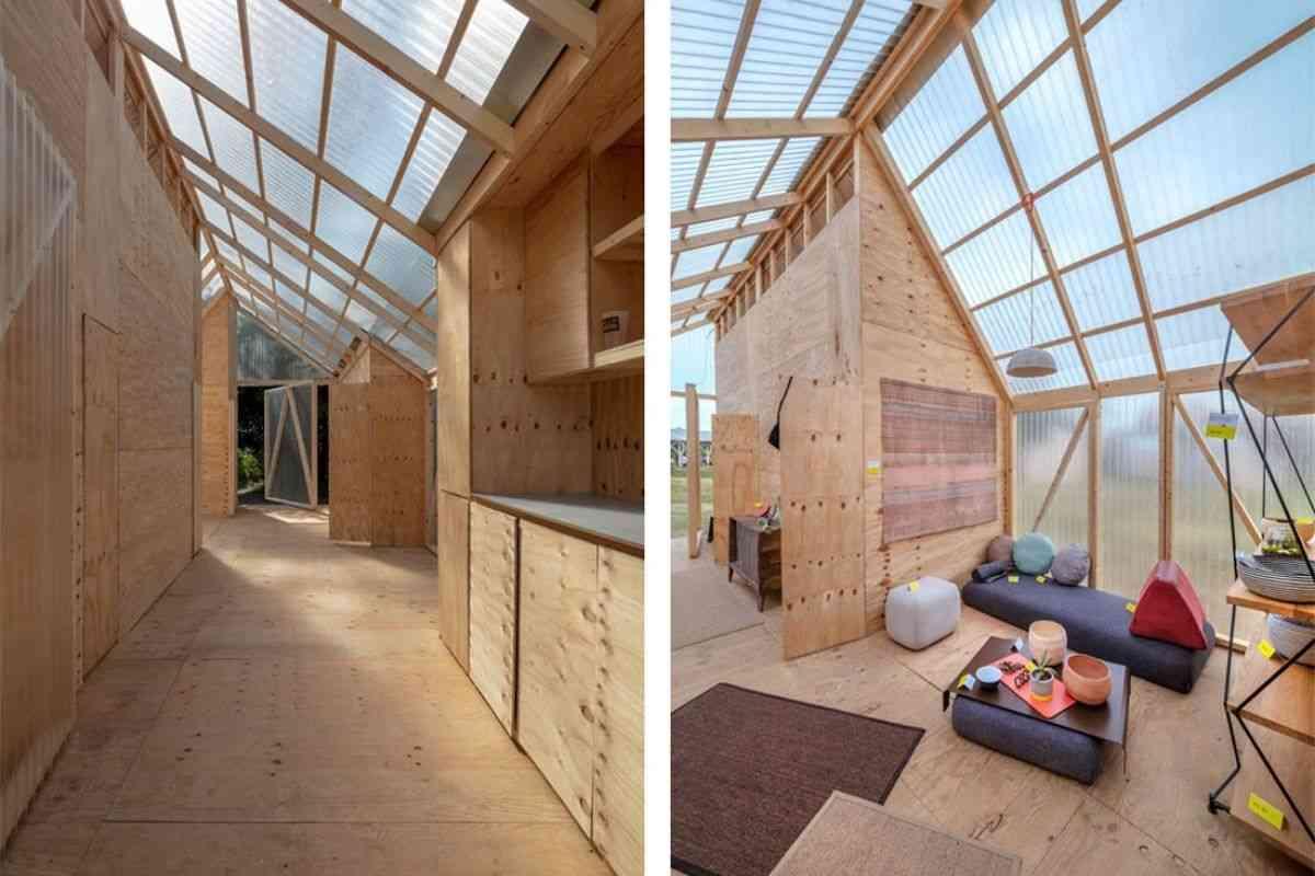 chalés e cabanas de madeira incríveis 5
