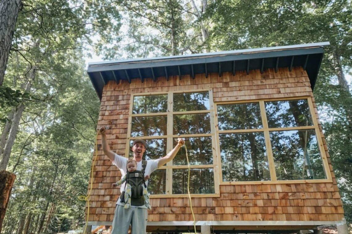 como construir uma cabana de madeira 8