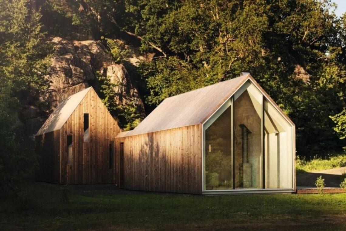 micro-cabana de madeira 1
