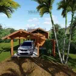 modelo de casa de madeira 2 quartos cascavel