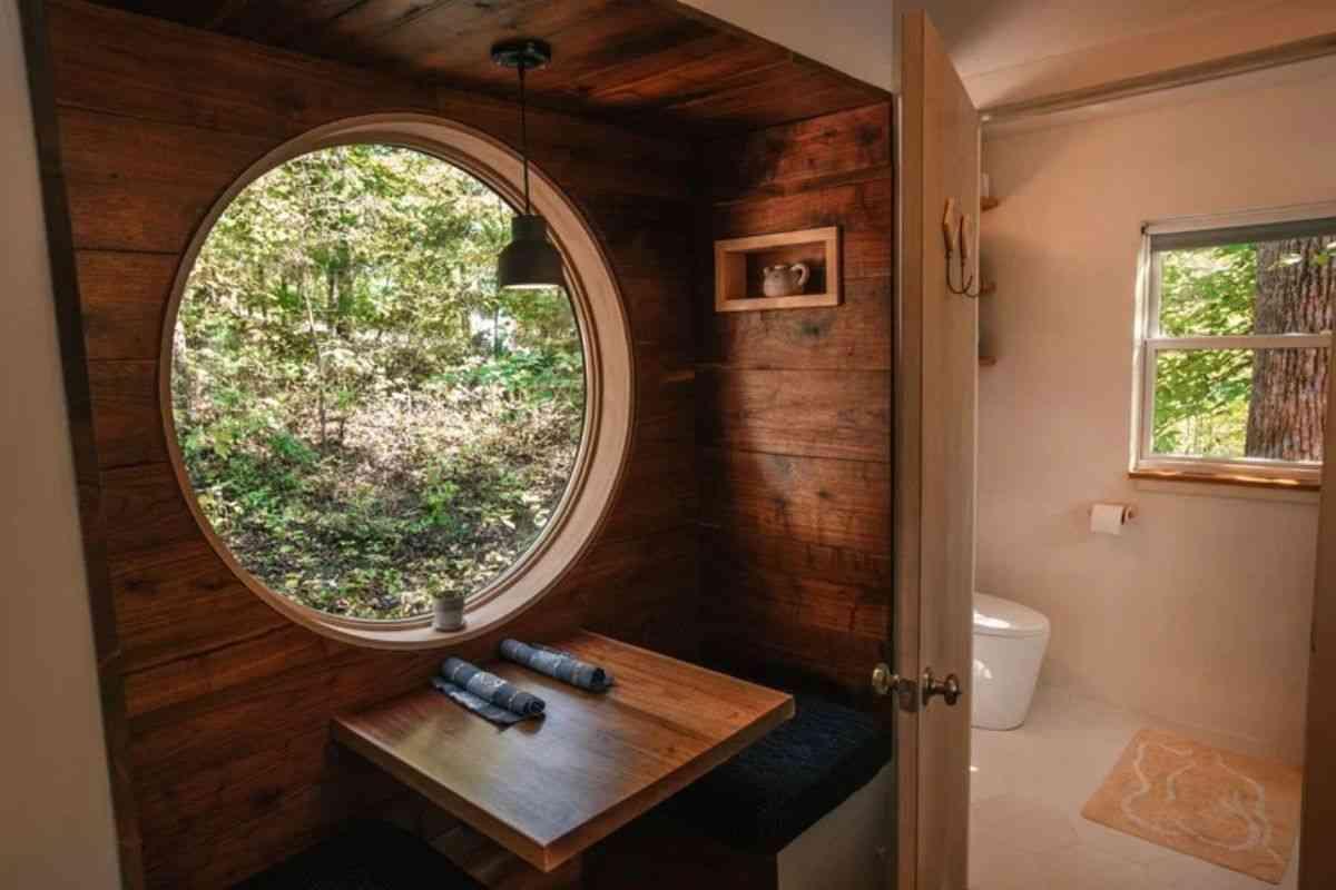tiny house de madeira artesanal foto 4