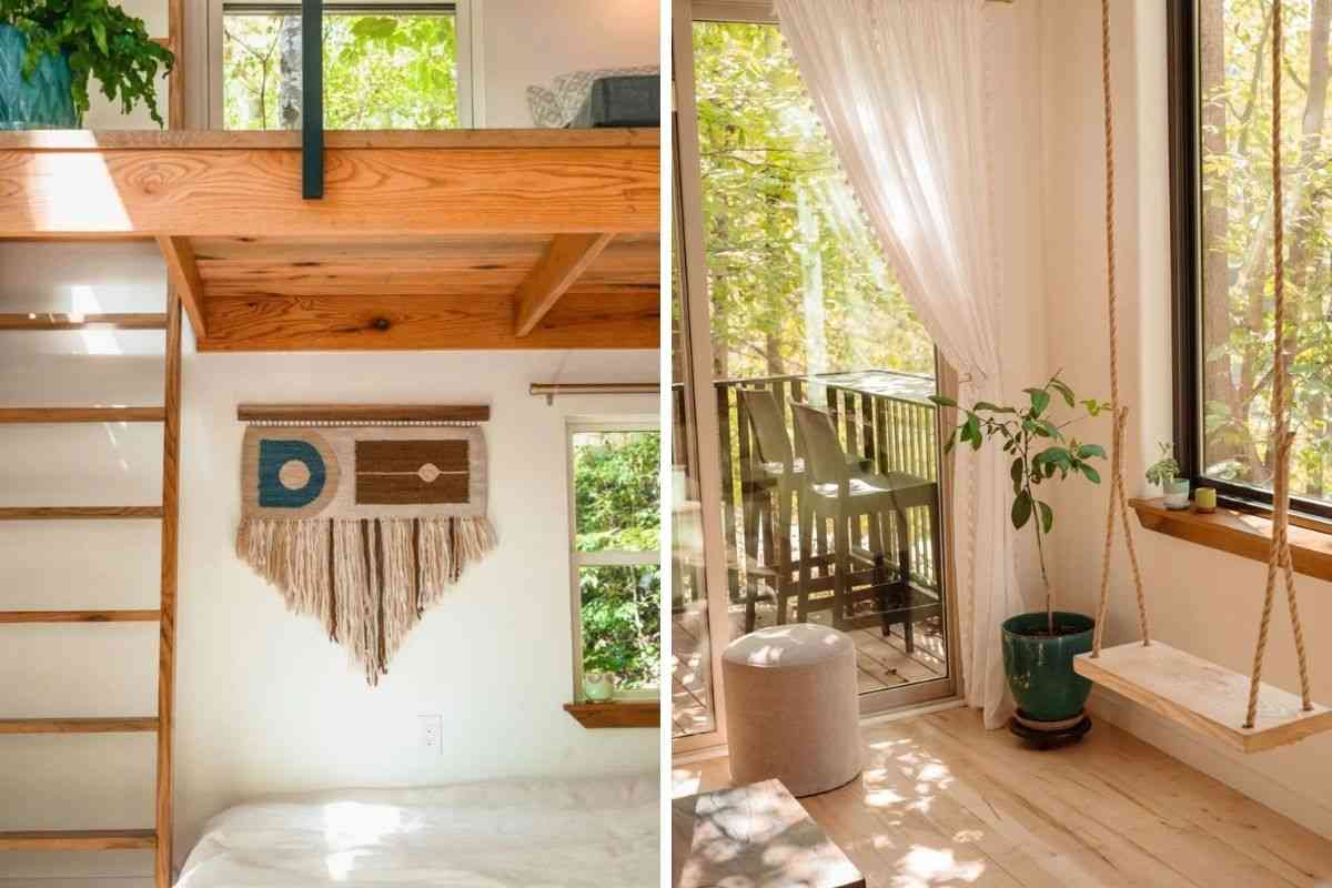 tiny house de madeira artesanal foto 7