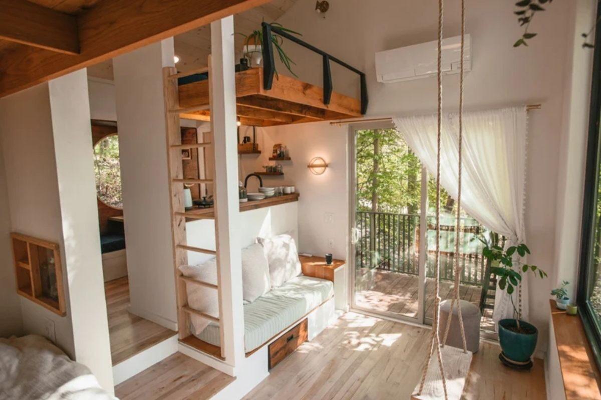 tiny house de madeira artesanal foto 8