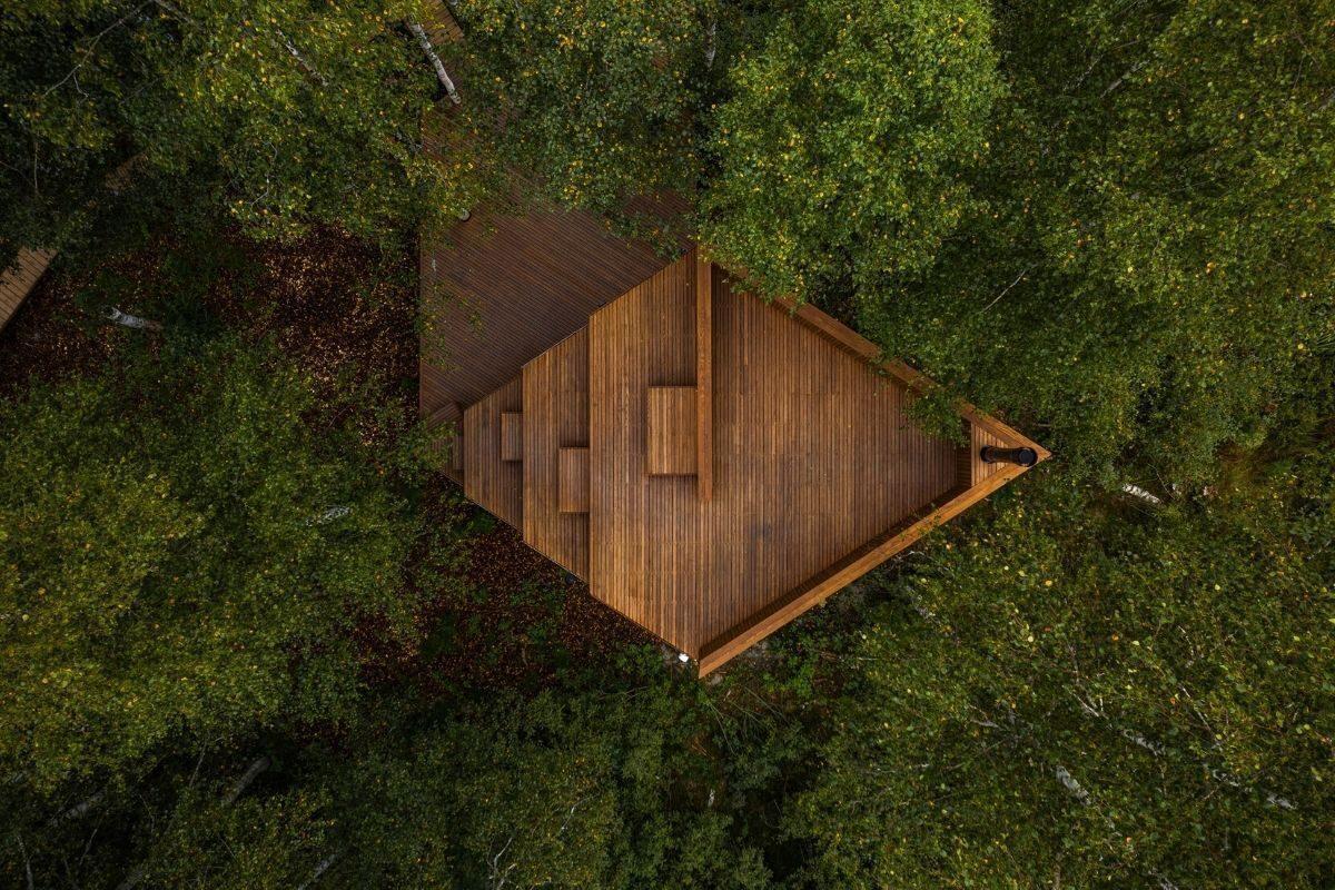 cabana de madeira terraço b210 maidla nature villa foto 5