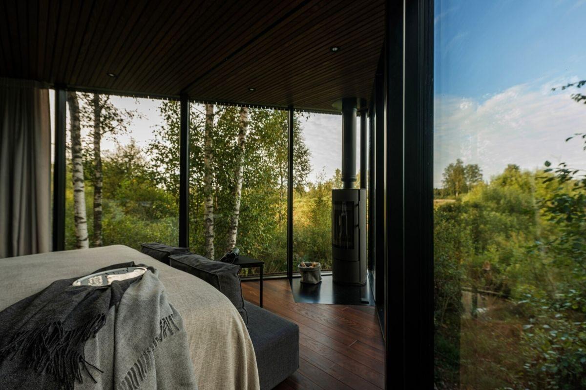 cabana de madeira terraço b210 maidla nature villa foto 7