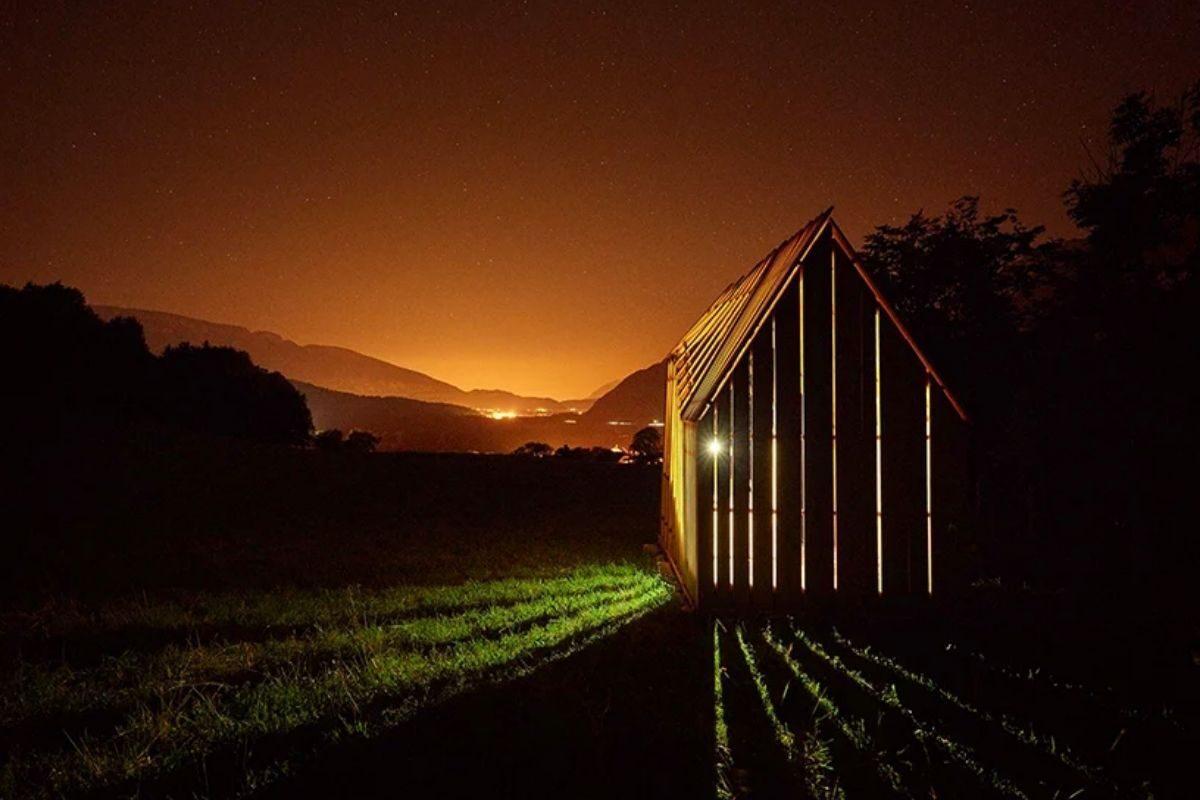 cabana observatório foto 3