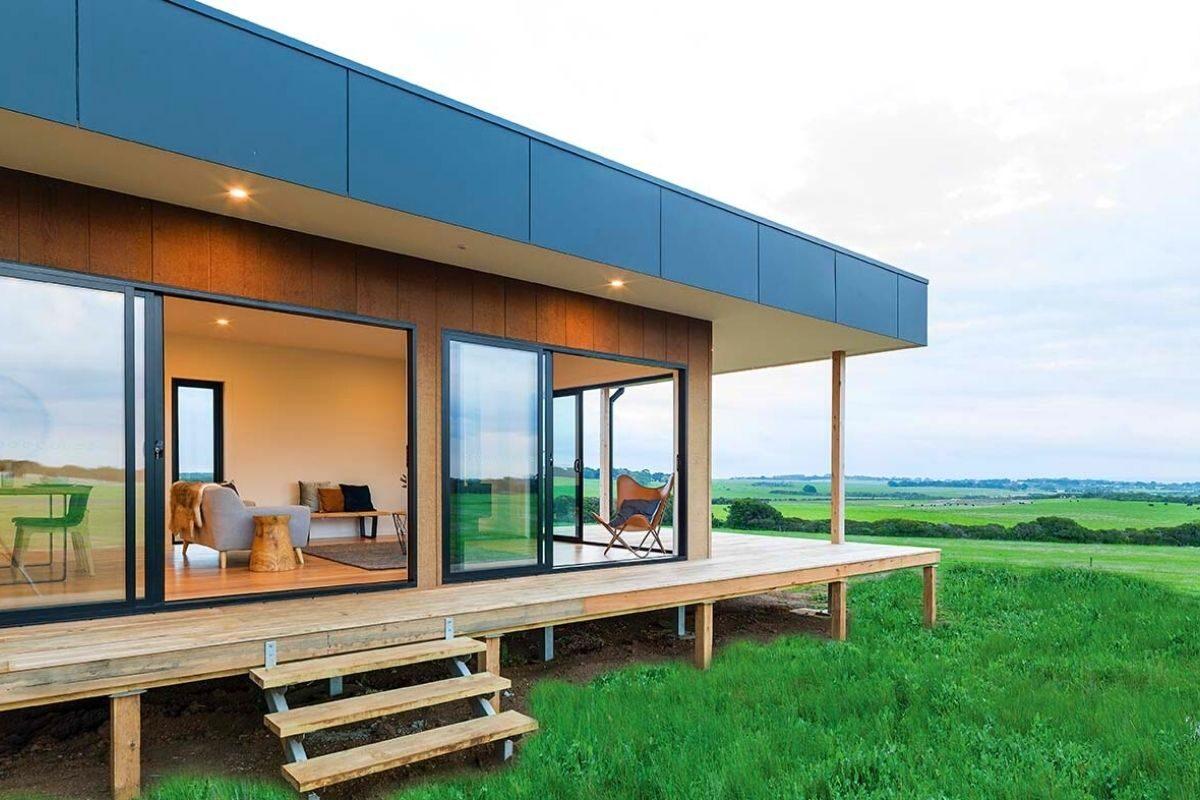 casas de madeira pré-moldadas valem a pena