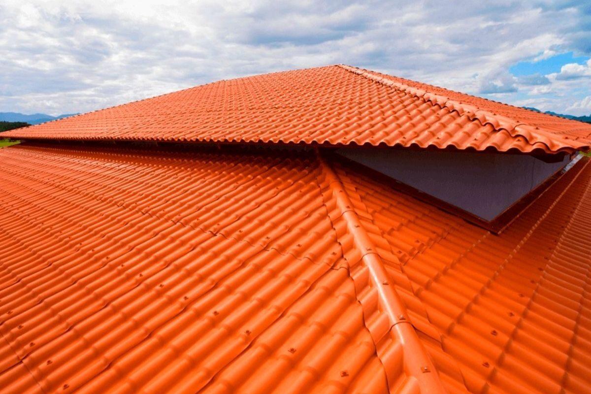 tipos de telha de PVC