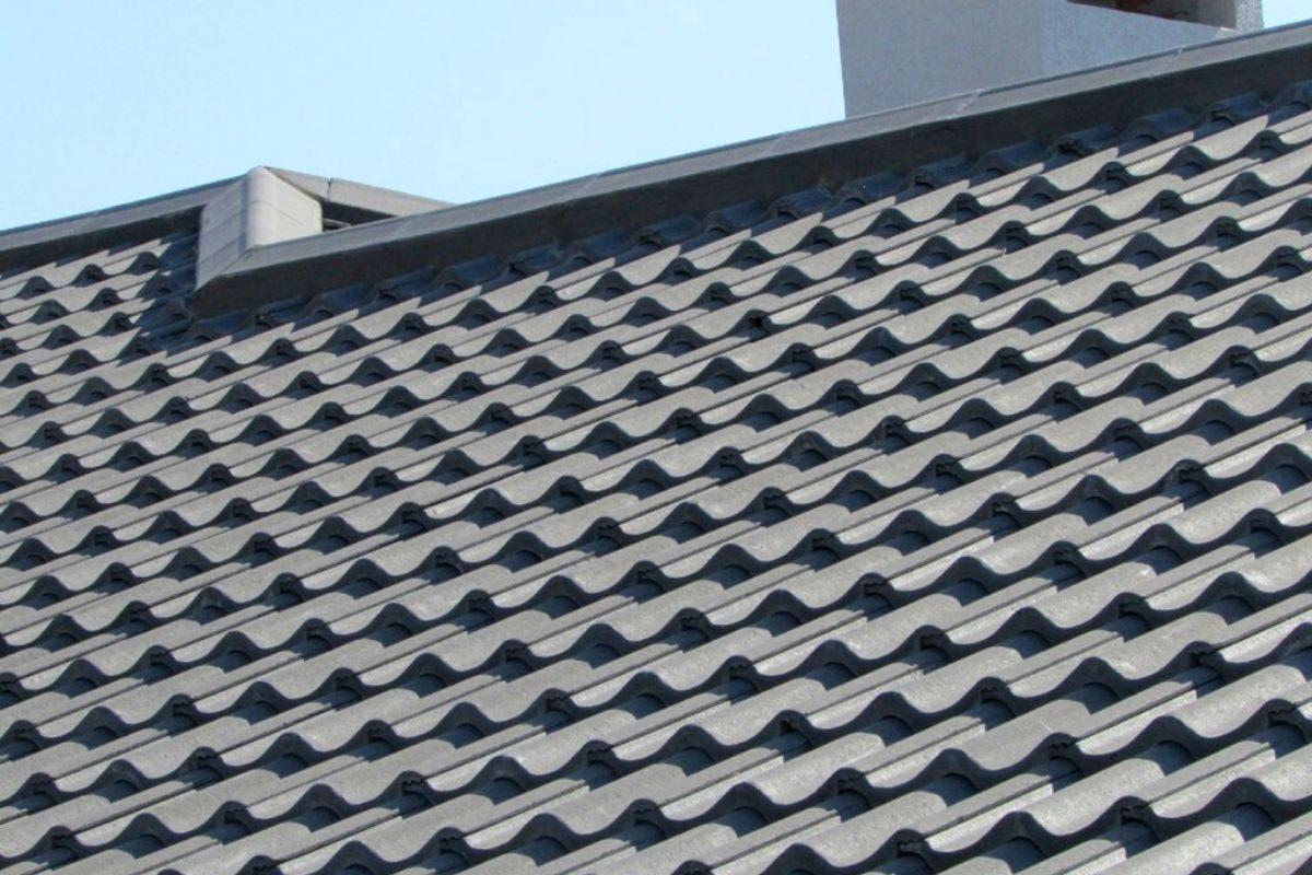 tipos de telha de concreto