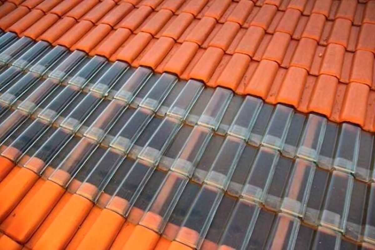 tipos de telha de vidro