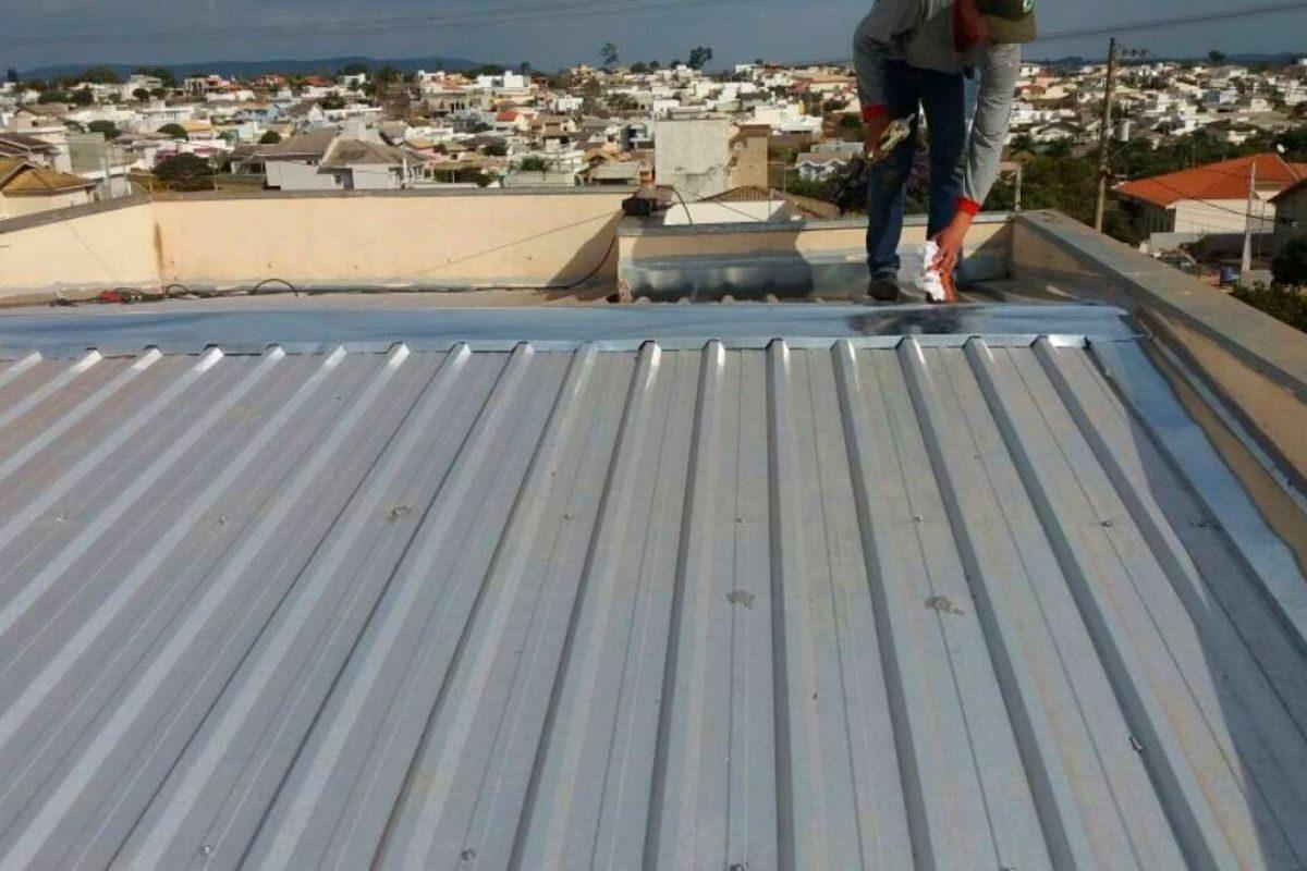 tipos de telha galvanizadas