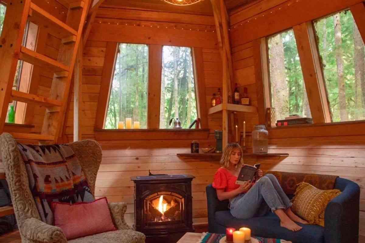chalé de madeira diamante cabinland foto 3