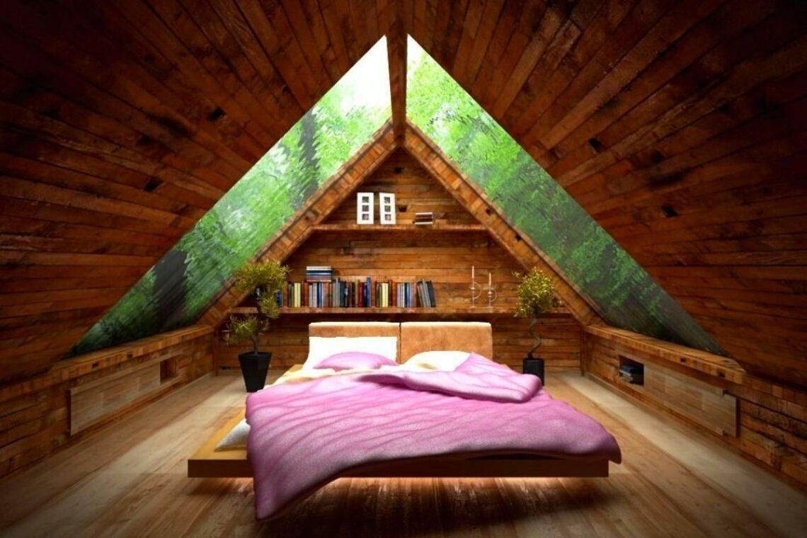 chalés de madeira e vidro