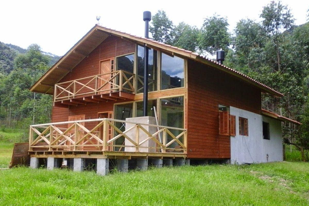 kit casa pré-fabricada graned