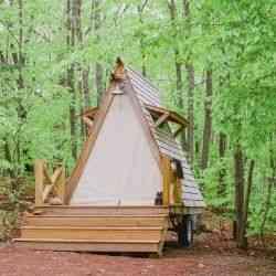 projetos de pousadas pequenas com chalé de madeira