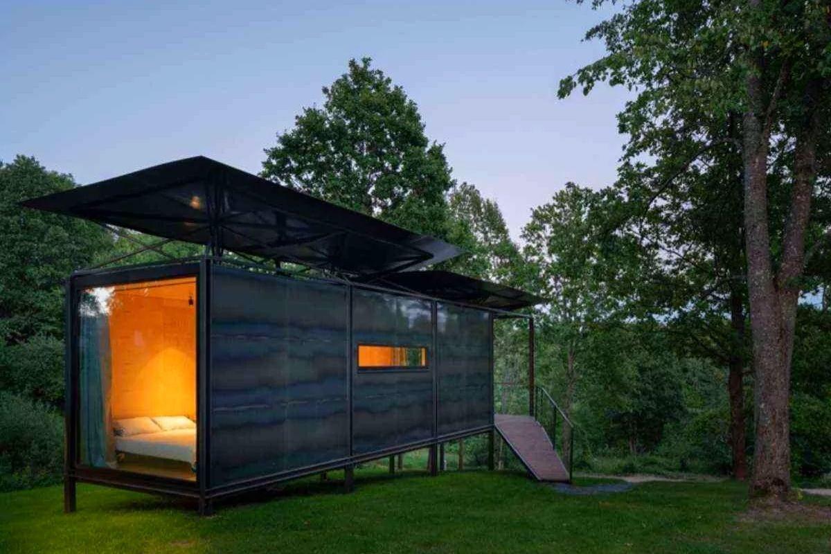 tiny house modular