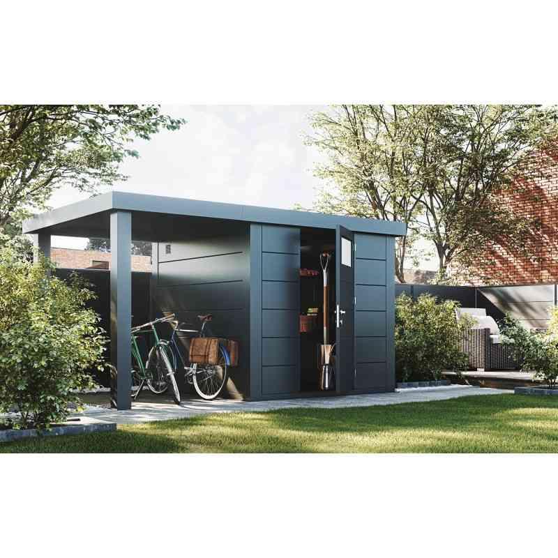Casa de madeira modelo Abrigo de madeira NH4, em Portugal