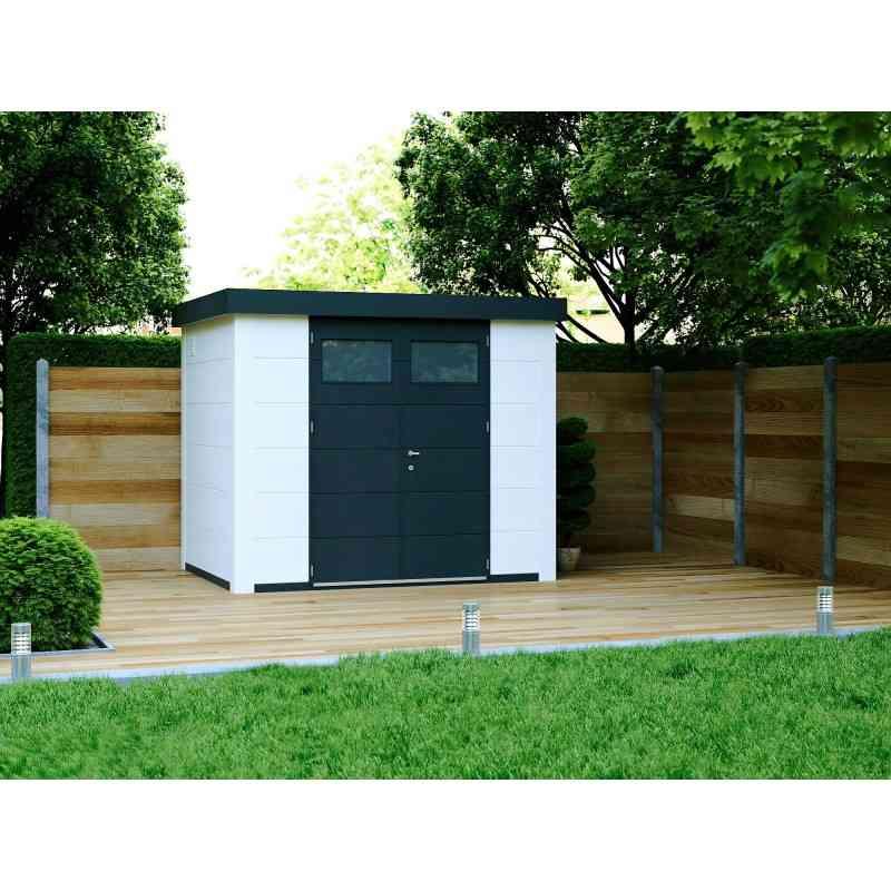 Casa de madeira modelo Abrigo de madeira NH5, em Portugal