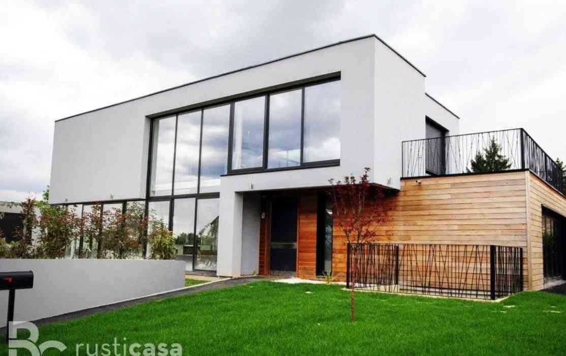Casa de madeira modelo de 230 m², em Portugal