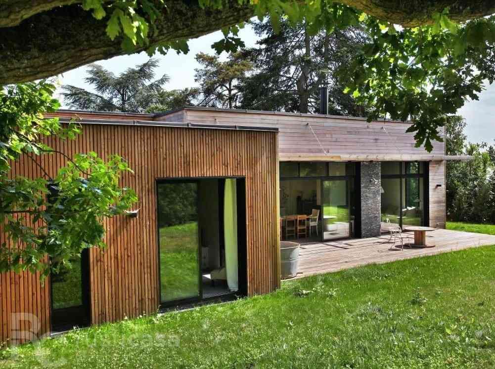 Casa de madeira modelo de 189 m², em Portugal