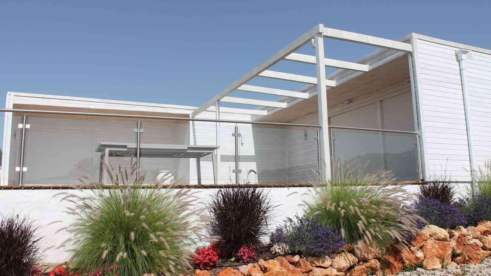 Casa de madeira modelo Modular 412m², em Portugal