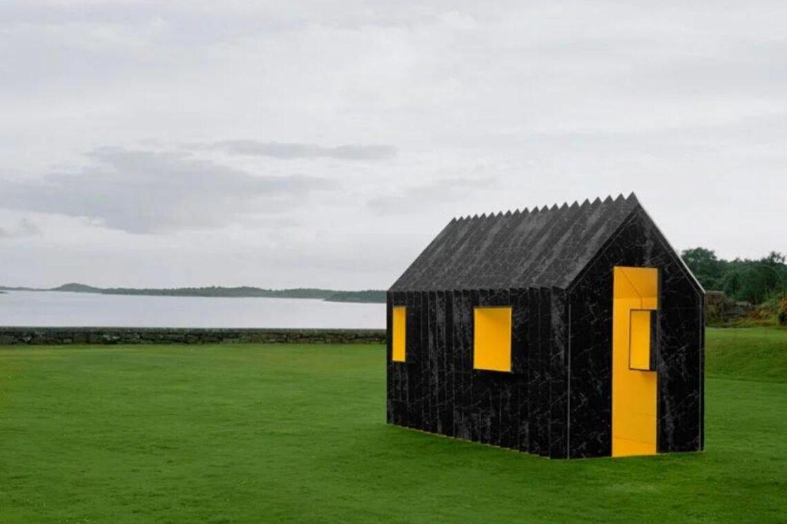 cabana de papel white arkitekter foto 6