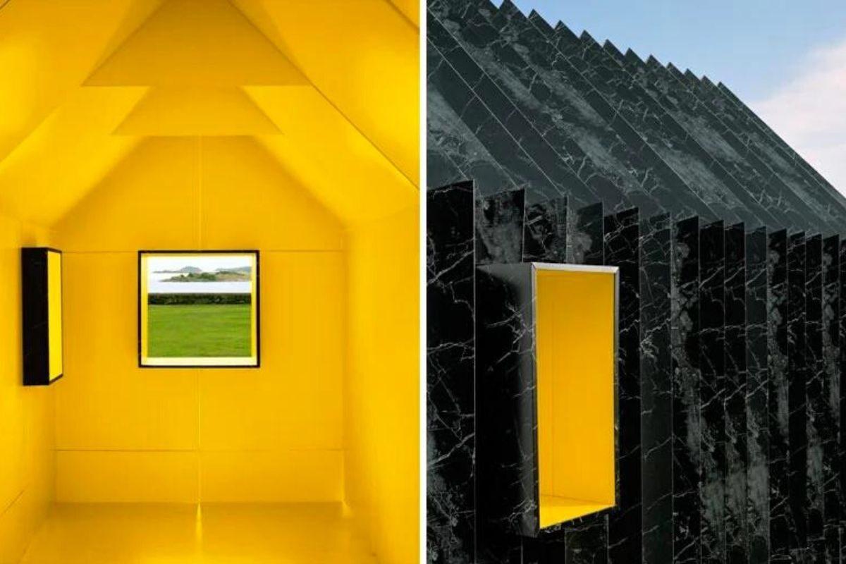 cabana de papel white arkitekter foto 7