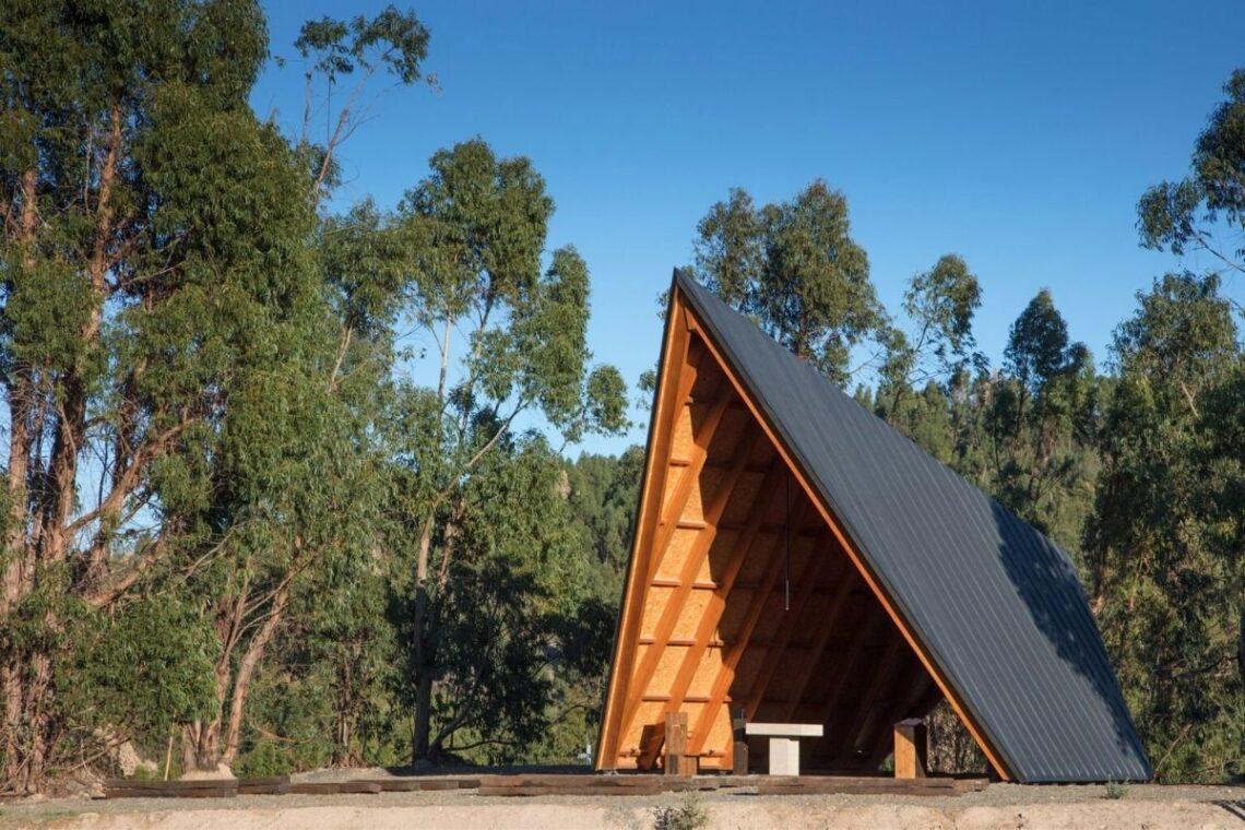 capela chalé plano humano portugal foto 5