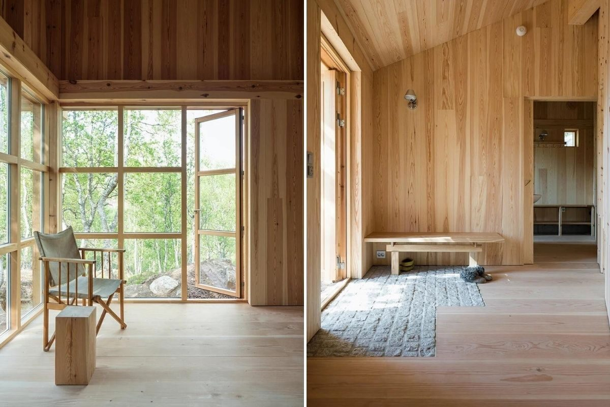 casa de madeira norueguesa knut folstad foto 10