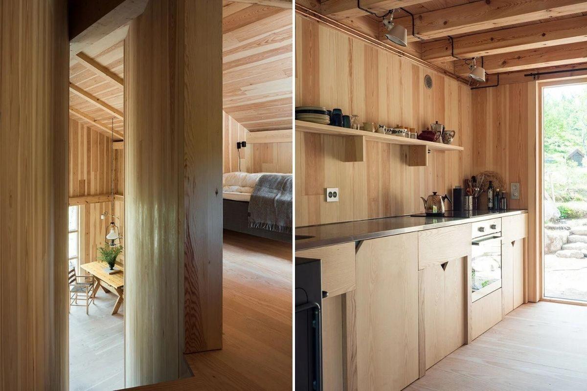 casa de madeira norueguesa knut folstad foto 7