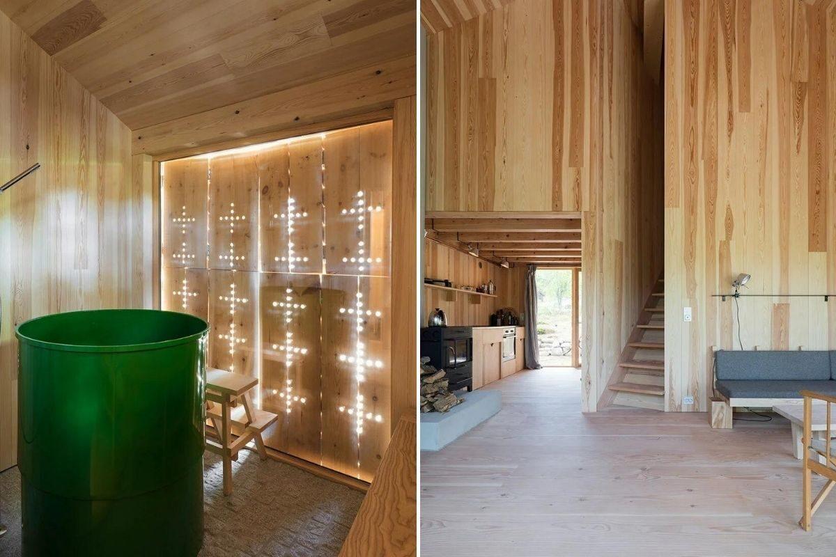 casa de madeira norueguesa knut folstad foto 8