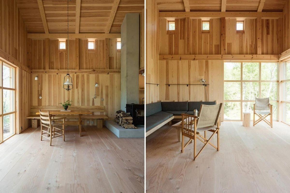 casa de madeira norueguesa knut folstad foto 9
