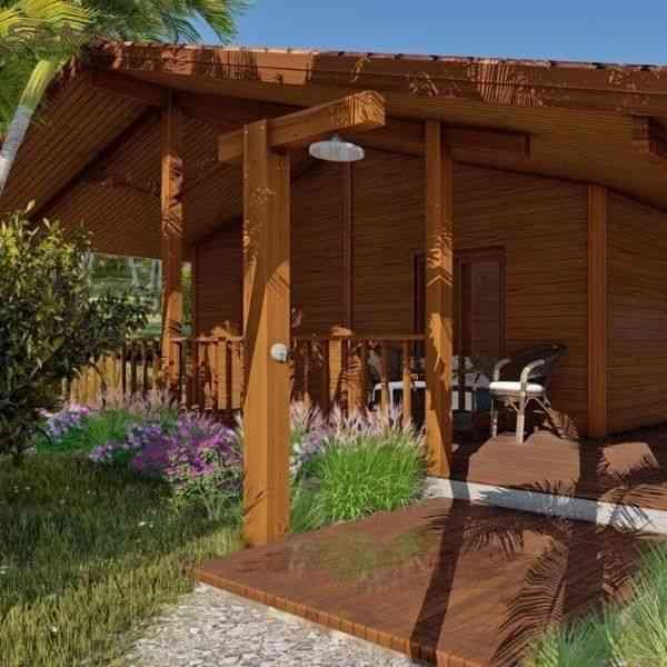 casa de madeira portugal casema modelo casa j