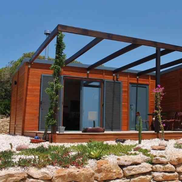 casa de madeira portugal discover casa 100